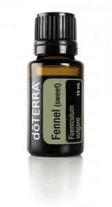 Ulei esential de Fenicul (Fennel - Foeniculum vulgare) 15 ml doTERRA