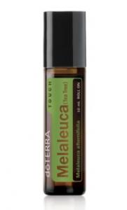 Ulei esential de Melaleuca (Arborele de ceai) 10 ml roll on doTERRA