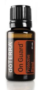 Ulei esential On Guard  (15 ml) -  amestec pentru cresterea imunitatii