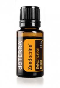 Ulei esential Zendocrine 15 ml doTERRA - ajută la curățarea corpului de toxine!