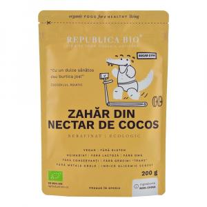Zahar din nectar de cocos ecologic pur Republica BIO - 200 g0