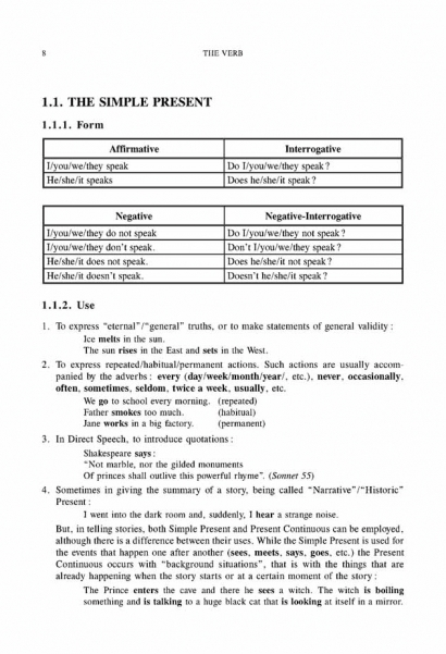English Grammar. Theory and Practice (ed. a III-a, 3 vol.) [2]