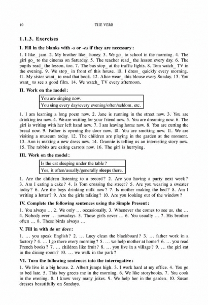 English Grammar. Theory and Practice (ed. a III-a, 3 vol.) [4]