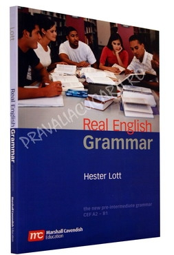 Real English Grammar Pre-Intermediate with Answer Key Booklet & Audio CD (1) [0]