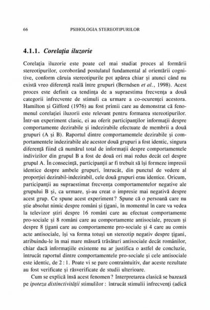 Psihologia stereotipurilor [1]