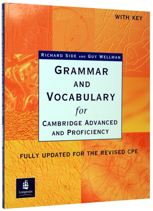 Grammar and Vocabulary for CAE (Advanced) & CPE (Proficiency) With Key New Edition [0]