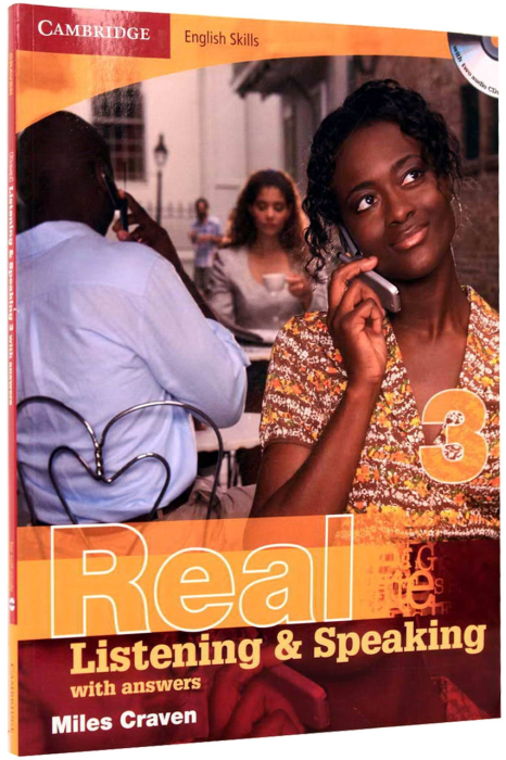 Real Listening & Speaking 3 with Answers and Audio CDs (2) [0]