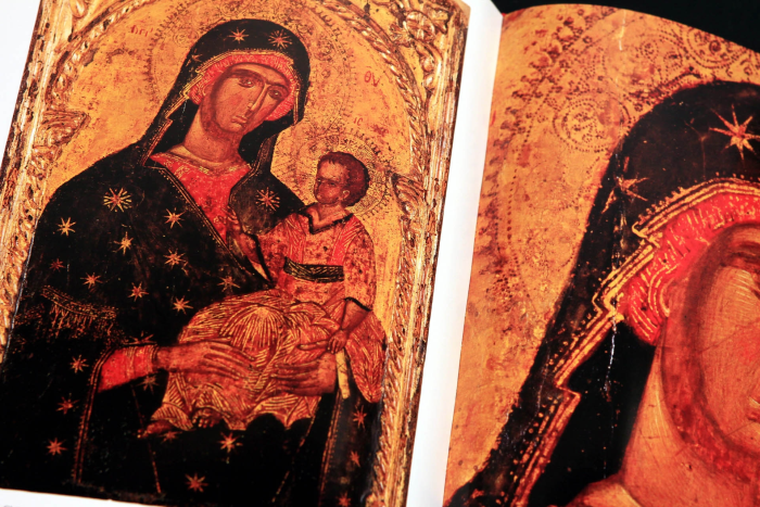 Icons. Mother of God [3]