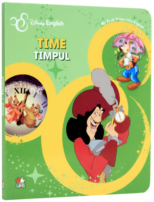 Time/ Timpul. My first steps into English [0]