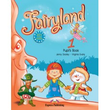 Fairyland 1 Pupil's Book Pack [0]