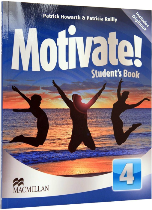Motivate! 4 Student's Book Pack (+Digibook, CD) [0]