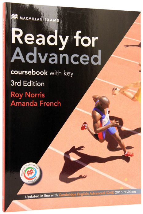 Ready for Advanced (CAE) Coursebook with eBooks and key - 3rd Edition [0]