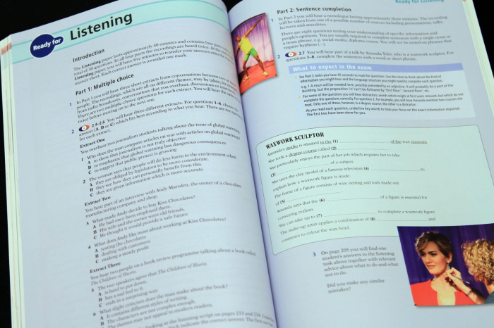 Ready for Advanced (CAE) Coursebook with eBooks and key - 3rd Edition [2]