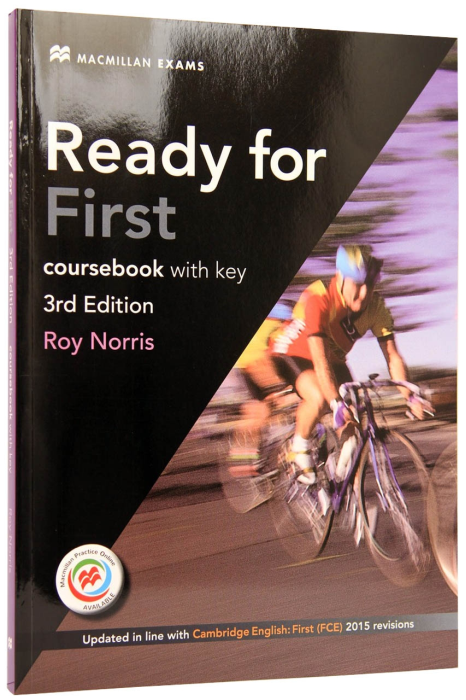 Ready for First Coursebook with eBooks and Key. 3rd edition [0]