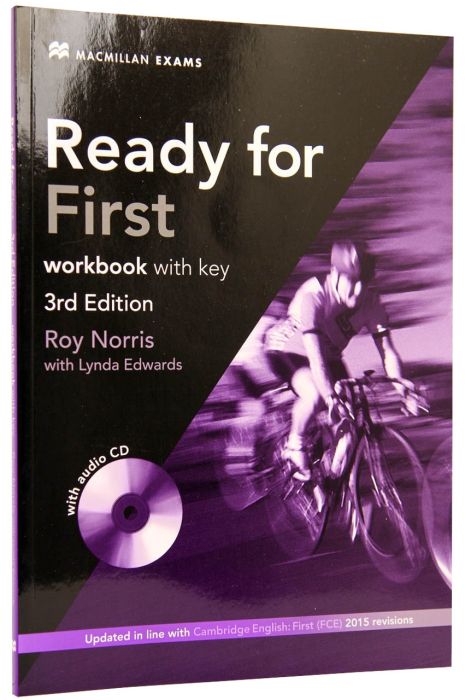 Ready for First Workbook with Key. 3rd edition [0]