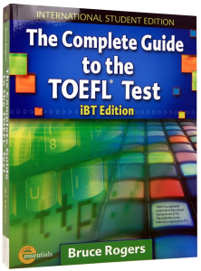 Complete Guide to the TOEFL Test - iBT - Edition , The Student's Book with CD-ROM [0]