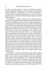 Psihologia stereotipurilor [3]