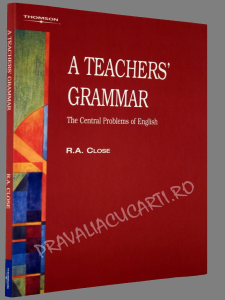 A Teachers' Grammar - The Central Problems of English [1]
