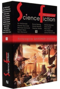The Year's Best Science Fiction. Vol.1 - Antologiile Gardner Dozois [0]