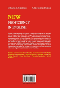 New Proficiency in English+Key to exercises [4]