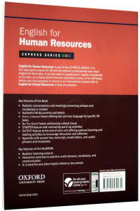 English for Human Resources Student's Book with MultiROM [1]