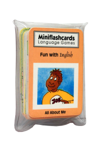 All about me - Miniflashcards Language Games - Fun with English [0]