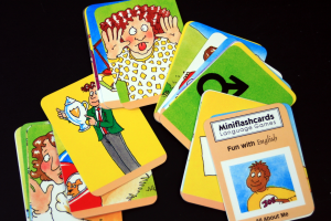 All about me - Miniflashcards Language Games - Fun with English [1]