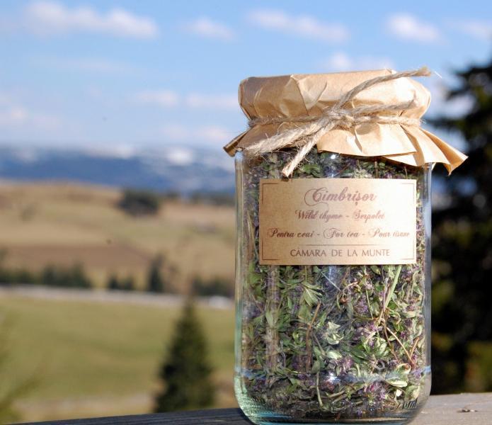 Ceai de cimbrisor 20g - Camara de la munte 0
