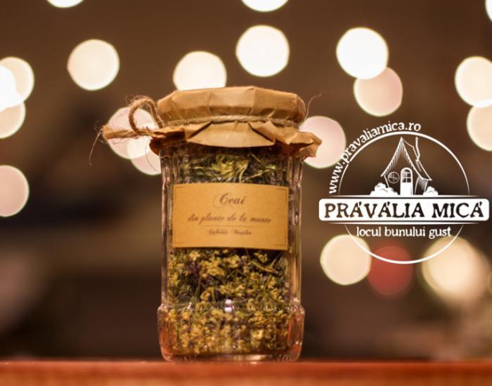 Ceai din plante de munte 40g - Camara de la munte 0
