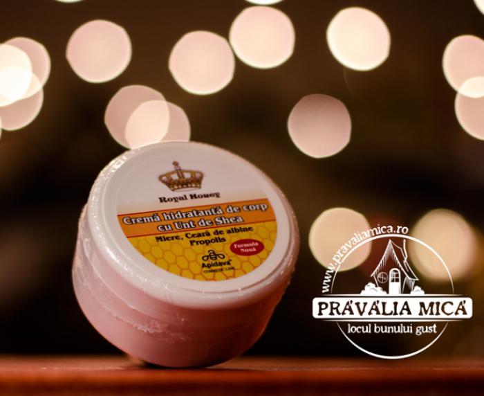 Crema hidratanta de corp 200ml - Apidava 0