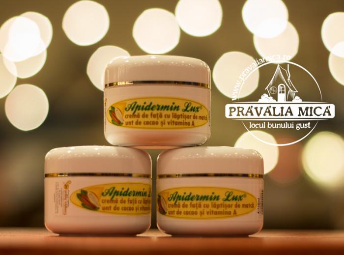 Crema de fata - Apidermin lux 50ml - Complex apicol 0