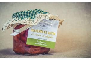 Dulceata de gutui cu nuca si stafide 220g - Anna Boutique 0