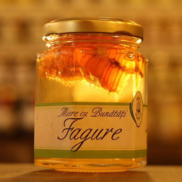 Fagure in miere 250g - Prisaca Transilvania 0