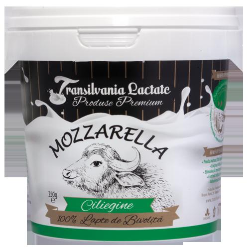 Mozzarella (ciliegine - bile mici) 250g - Transilvania Lactate 0
