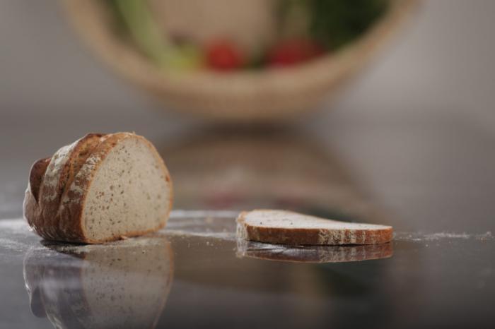 Pâine cu secară si seminte de chimen 600g - MamaPan 0
