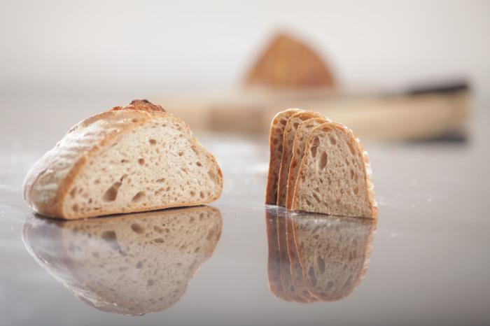Pâine intermediară cu seminte de floarea soarelui 600g - MamaPan 0