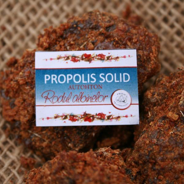 Propolis solid 20g - Prisaca Transilvania 0