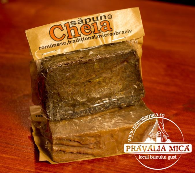 Săpun Cinnamon microabraziv 100g - Cheia 0