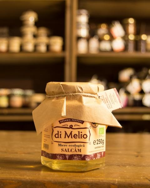 Miere de salcam BIO - di Melio 250g- Apidava 0