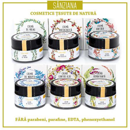 Crema antirid SANZIANA 30ml - Prisaca Transilvania2
