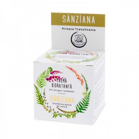 Crema hidratanta SANZIANA 30ml - Prisaca Transilvania [0]