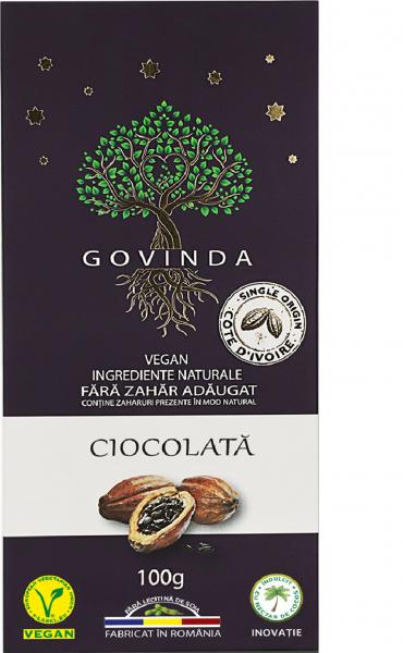Ciocolata vegana 100g 0