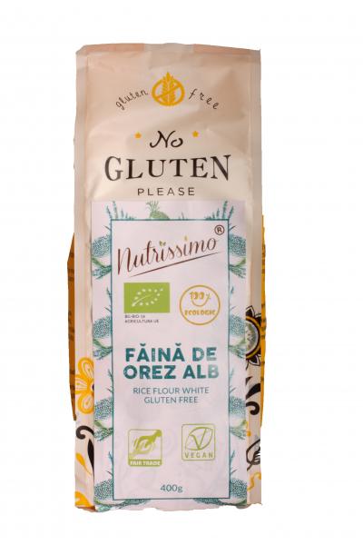 Faina de orez fara gluten 400g [0]