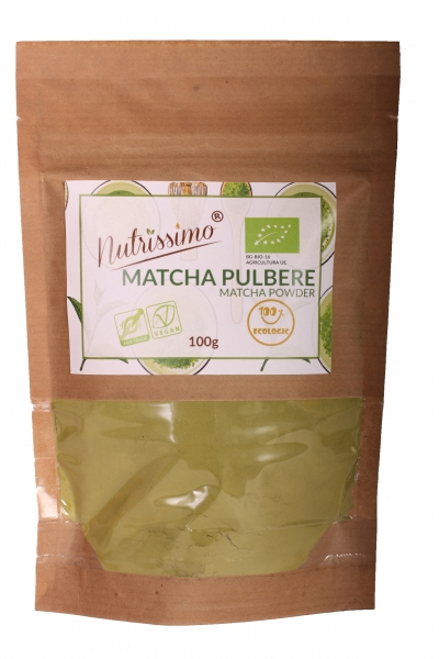 Matcha pulbere 100g ECO 0