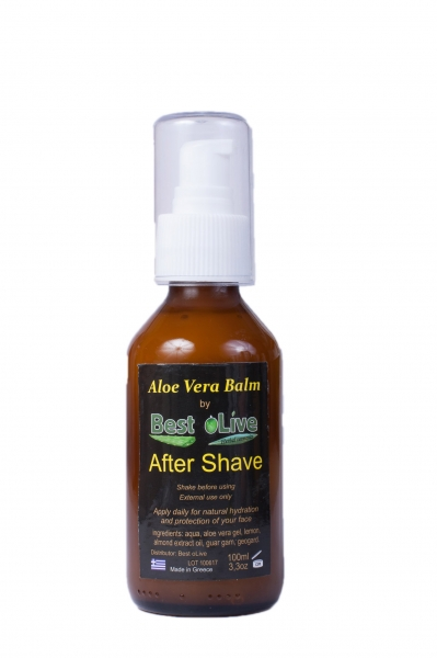 After Shave din Aloe Vera - 100 ml [0]