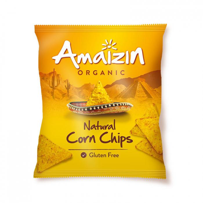 Chips porumb natural 250g [0]