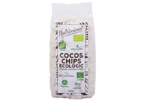 Cocos chips raw Eco 150g 0
