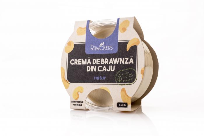 Crema brawnza de caju ECO, natur 150g [0]