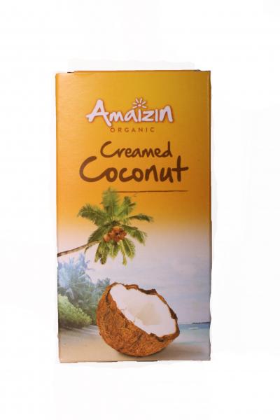 Crema de cocos ECO 200ml - Amaizin [0]