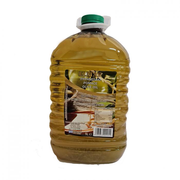Ulei din turte de masline 5 L PET [0]